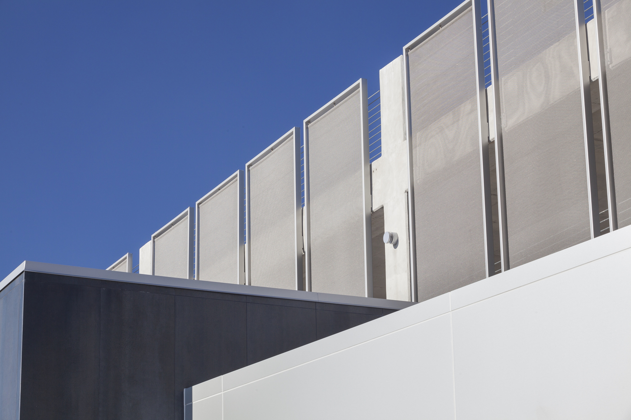 Fabricoil® Provides Modern Design And Ventilation For New